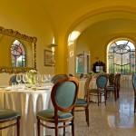 Il Ristorante Le Nuvole nello splendido scenario di Villa Signorini
