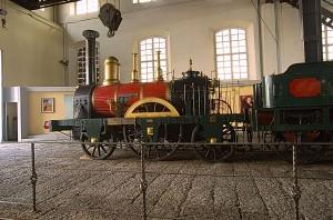 Museo di Pietrarsa a Portici