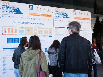 Scavi e opportunità di business alla Borsa Mediterranea del Turismo Archeologico